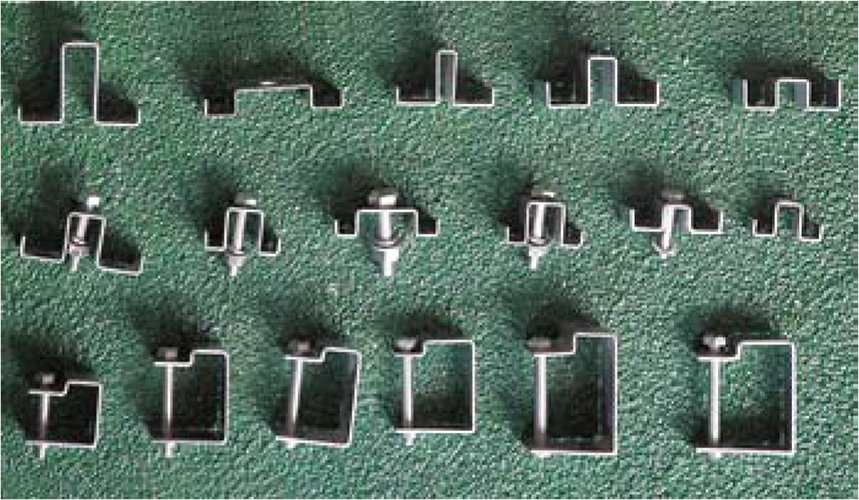 Stainless Steel Fasteners and Clips