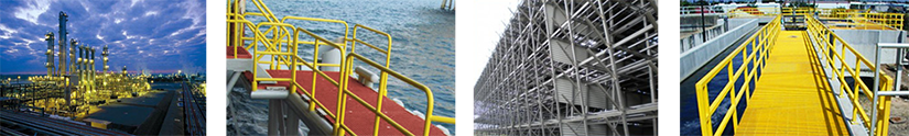 Industrial Grating Applications